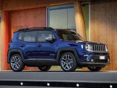 jeep renegade news foto video listino. Black Bedroom Furniture Sets. Home Design Ideas