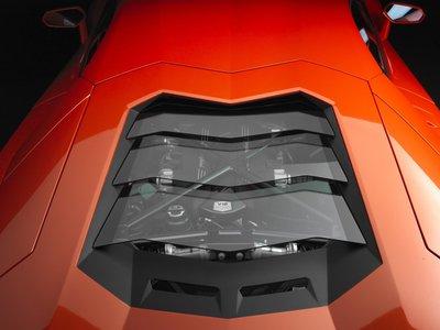 2018 Lamborghini Aventador Coupé