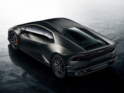 2018 Lamborghini Huracán Coupé
