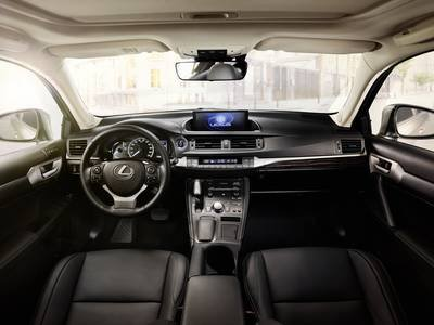 2018 Lexus CT Hybrid