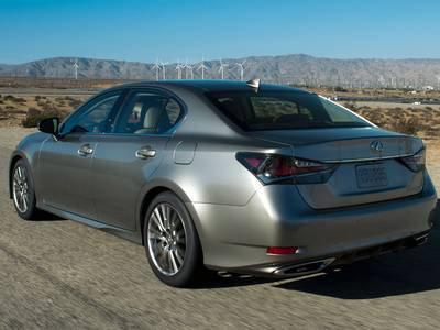 2016 Lexus GS Hybrid