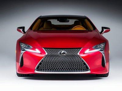 2017 Lexus LC Hybrid