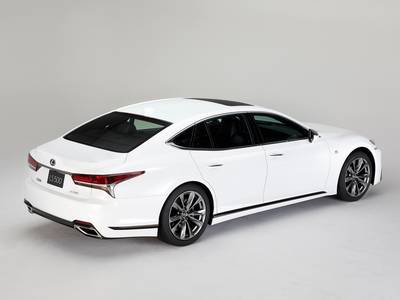 2018 Lexus LS Hybrid