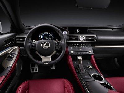 2018 Lexus RC Hybrid