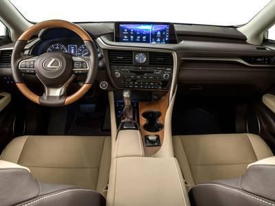 2018 Lexus RX L Hybrid