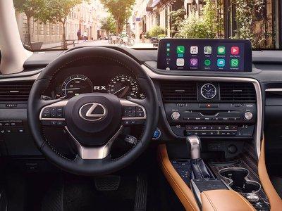 2022 Lexus RX L Hybrid
