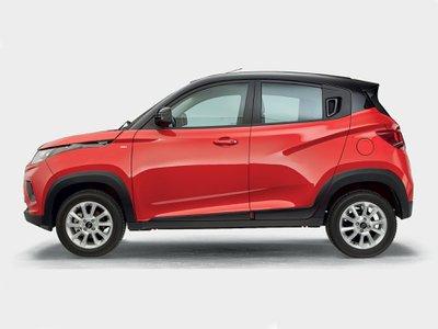 2017 Mahindra KUV100