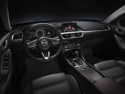 2017 Mazda Mazda6 Berlina