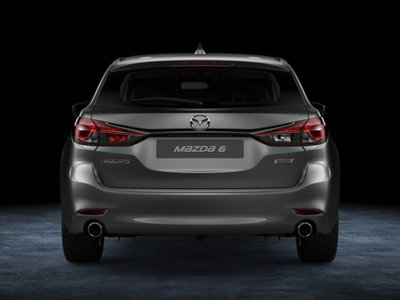 2019 Mazda Mazda6 Wagon