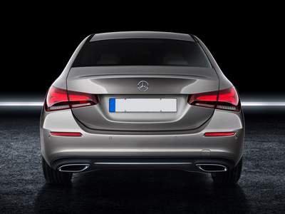 2019 Mercedes-Benz Classe A Berlina