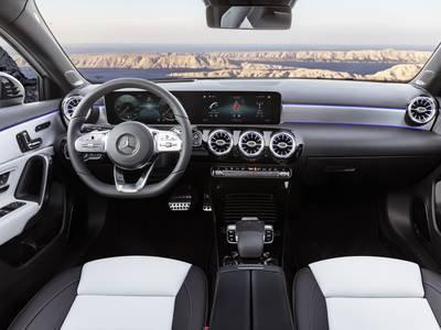 2019 Mercedes-Benz Classe A