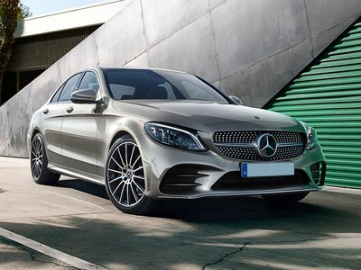2019 Mercedes-Benz Classe C Berlina