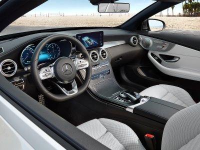 2020 Mercedes-Benz Classe C Cabrio