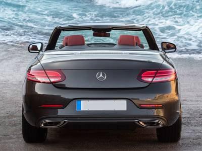 2019 Mercedes-Benz Classe C Cabrio