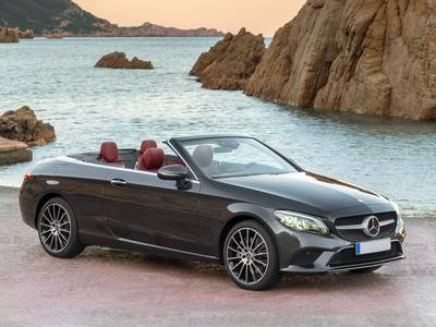 Mercedes-Benz Nuova Classe C Cabrio