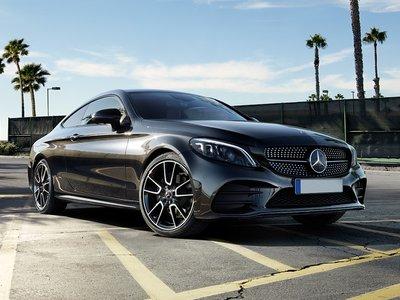 Mercedes-Benz Nuova Classe C Coupé