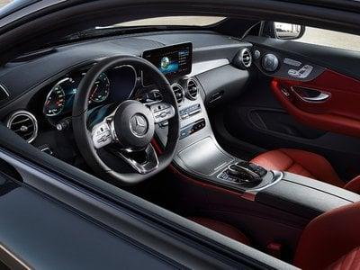 2020 Mercedes-Benz Classe C Coupé