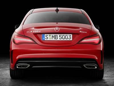 2017 Mercedes-Benz Classe CLA