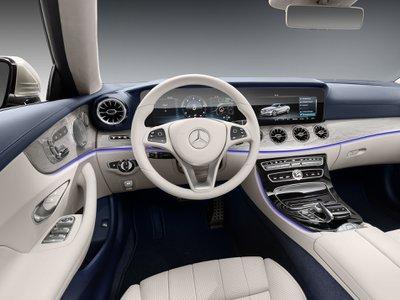 2019 Mercedes-Benz Classe E Cabrio