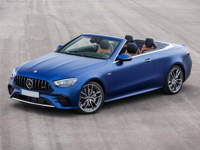 2022 Mercedes-Benz Classe E Cabrio