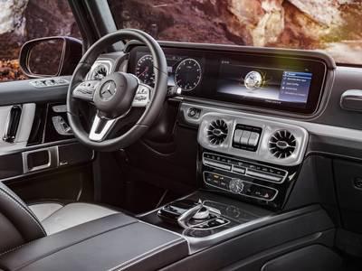 2018 Mercedes-Benz Classe G