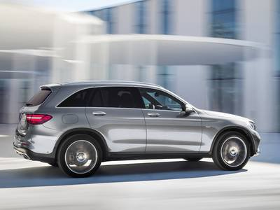Mercedes Benz Glc Glc 220 D 4matic Sport