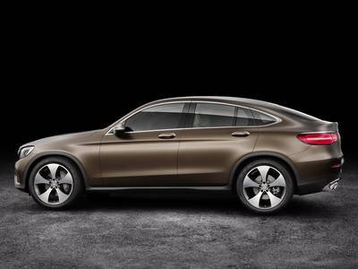 2019 Mercedes-Benz Classe GLC Coupé