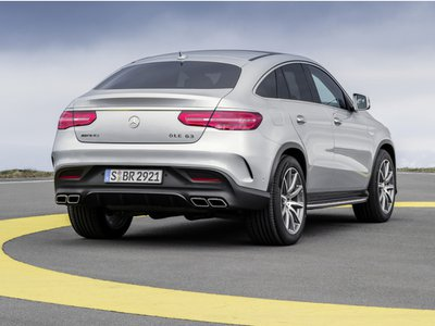 2019 Mercedes-Benz GLE Coupé