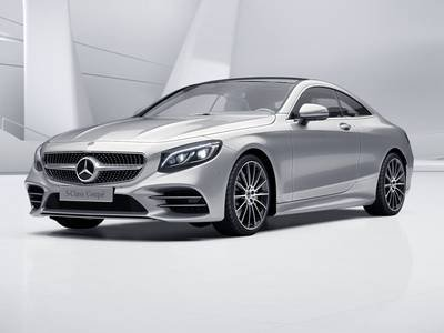Mercedes-Benz Nuova Classe S Coupè