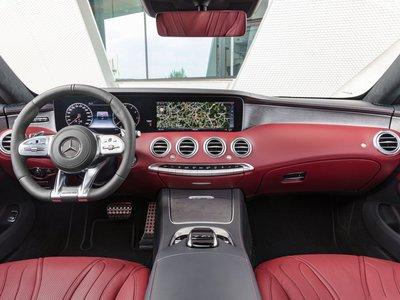 2019 Mercedes-Benz Classe S Coupé