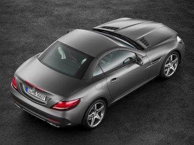 2018 Mercedes-Benz Classe SLC