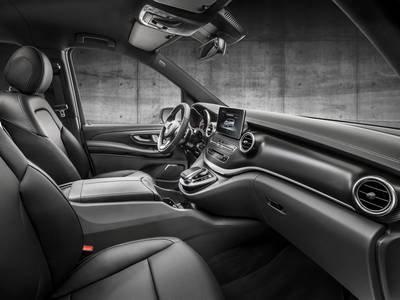 2017 Mercedes-Benz Classe V