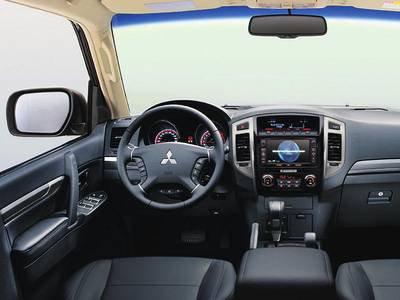 2016 Mitsubishi Pajero 5 porte