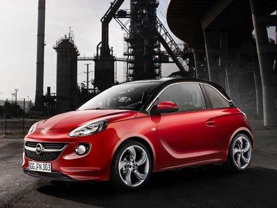 2019 Opel Adam