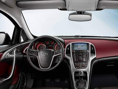 2018 Opel Astra GTC