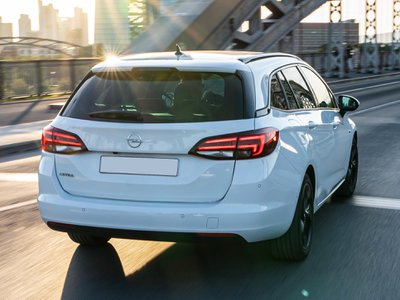 2020 Opel Astra Sports Tourer