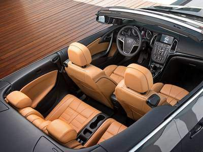 2018 Opel Cascada