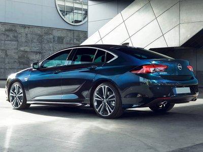 2021 Opel Insignia Grand Sport