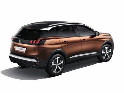 Peugeot 5008 Configuratore >> Peugeot 3008 News Foto Video Listino Motor1 Com