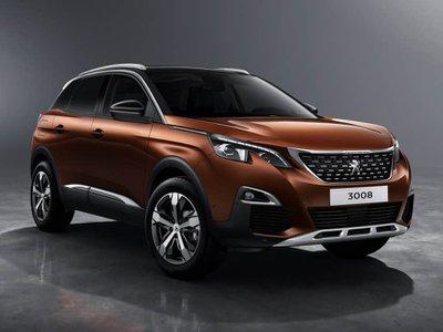 Peugeot 3008 News Foto Video Listino Motor1com