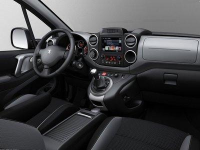 2018 Peugeot Partner Tepee 5 porte