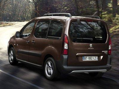 2017 Peugeot Partneer Tepee