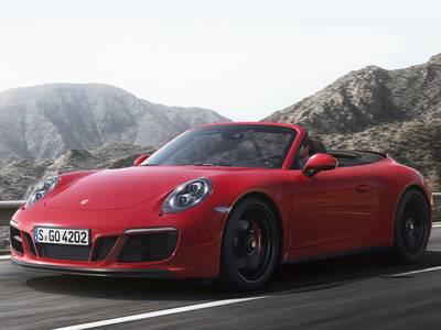 Porsche 911 GTS Cabriolet