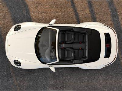 2021 Porsche 911 Cabriolet