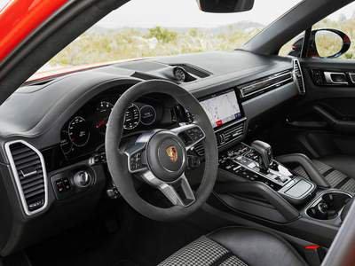 2020 Porsche Cayenne Coupé