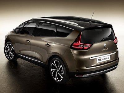 2021 Renault Grand Scenic