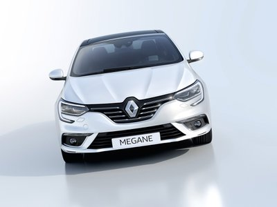 2019 Renault Megane Grand Coupé
