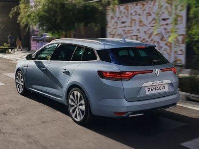 2021 Renault Megane Sporter