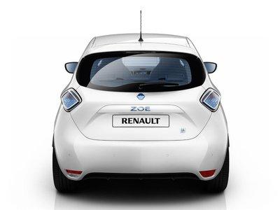2018 Renault ZOE