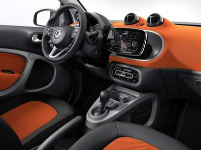 2019 Smart forfour electric drive
